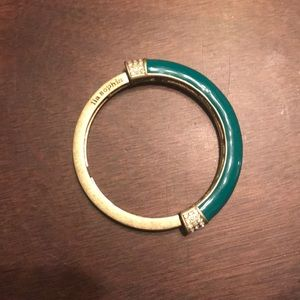 Cold and green Lia Sophia bracelet